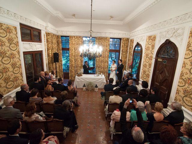 La boda de Manu y Teba en Las Arenas, Vizcaya 29