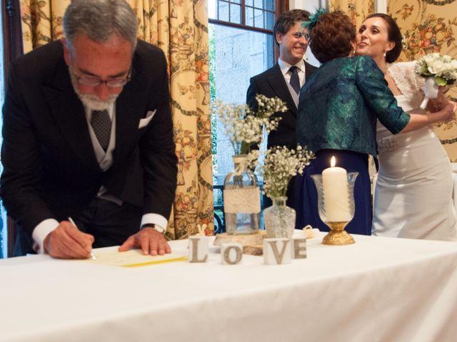 La boda de Manu y Teba en Las Arenas, Vizcaya 36