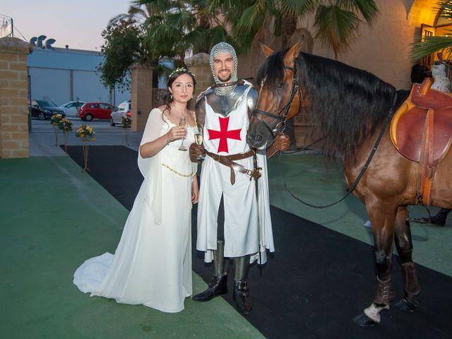 La boda de Daniel y María en Málaga, Málaga 11