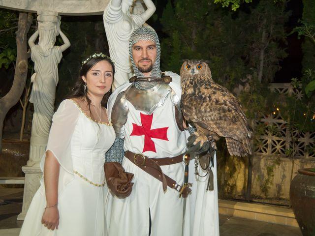 La boda de Daniel y María en Málaga, Málaga 12