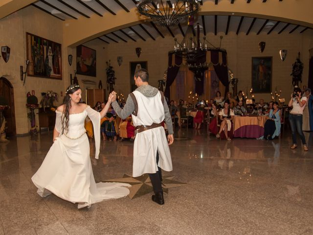 La boda de Daniel y María en Málaga, Málaga 19