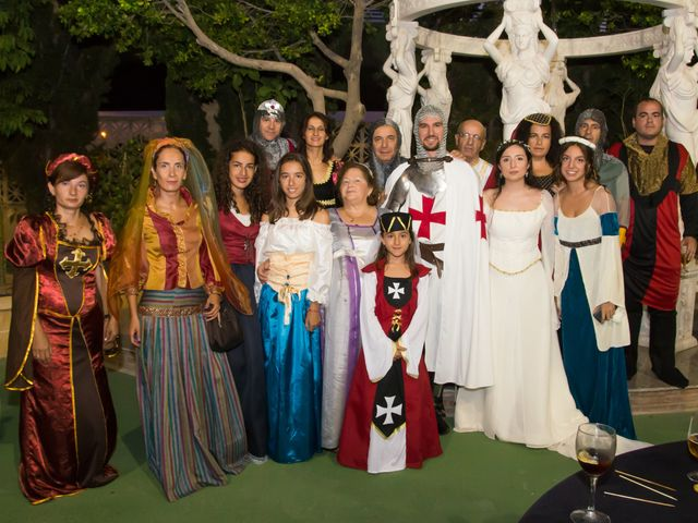 La boda de Daniel y María en Málaga, Málaga 20