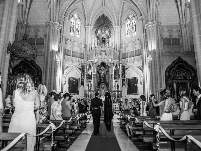 La boda de Daniel y María en Málaga, Málaga 1