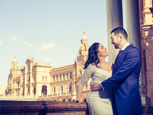 La boda de Cristina y Sebastian
