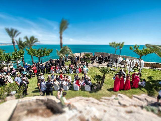 La boda de Jordi y Maite en Peñiscola, Castellón 7