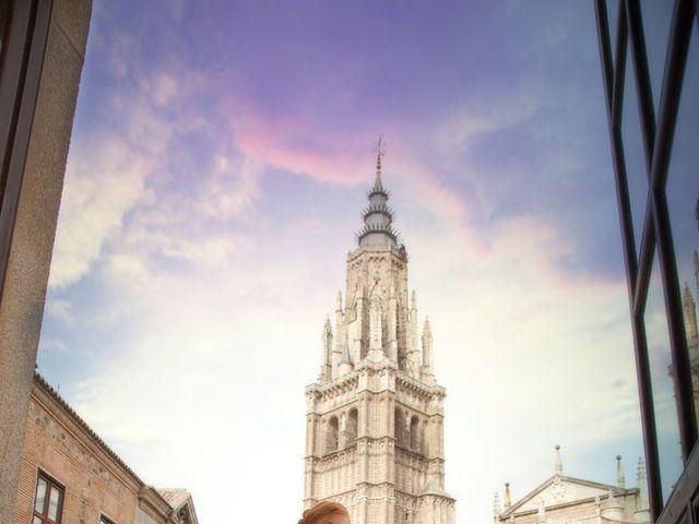 La boda de David y Miriam en Toledo, Toledo 9