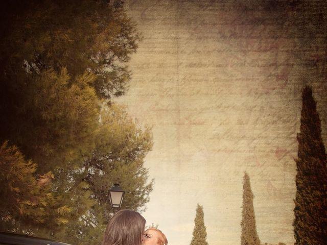La boda de David y Miriam en Toledo, Toledo 11