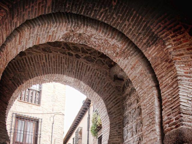La boda de David y Miriam en Toledo, Toledo 12