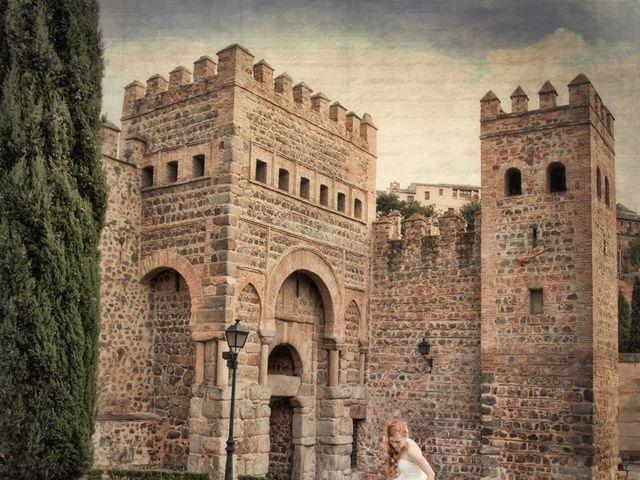 La boda de David y Miriam en Toledo, Toledo 13