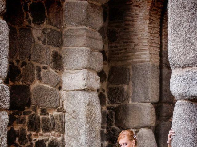 La boda de David y Miriam en Toledo, Toledo 14