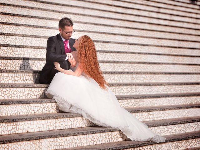 La boda de David y Miriam en Toledo, Toledo 16