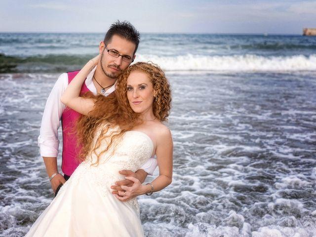 La boda de David y Miriam en Toledo, Toledo 23