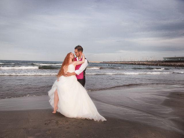 La boda de David y Miriam en Toledo, Toledo 31