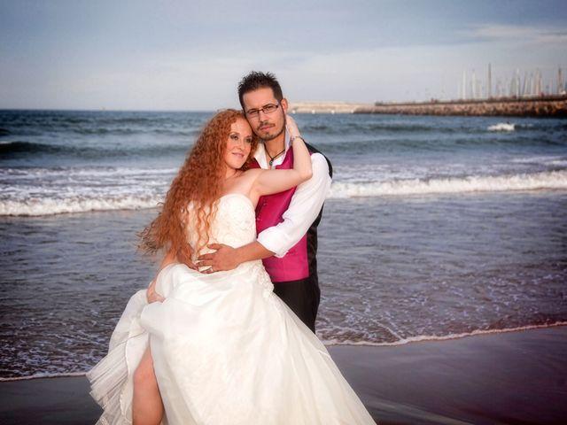 La boda de David y Miriam en Toledo, Toledo 33