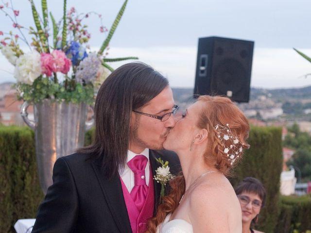 La boda de David y Miriam en Toledo, Toledo 20