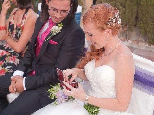 La boda de David y Miriam en Toledo, Toledo 19
