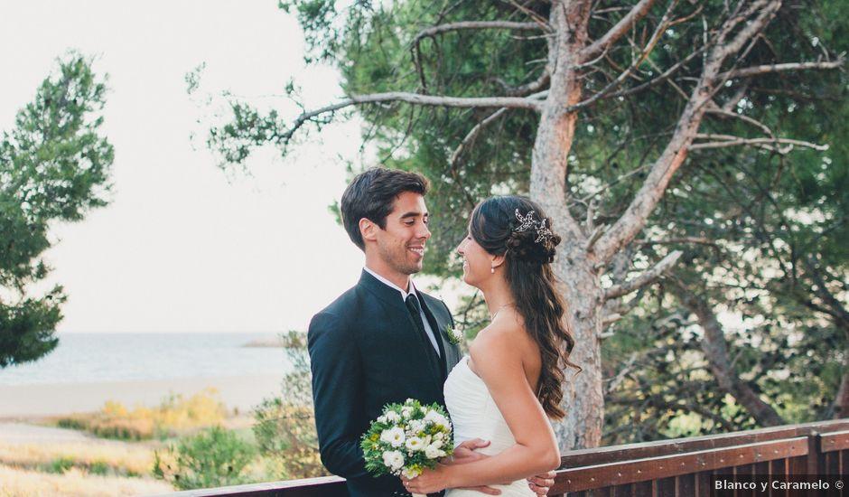 La boda de Carles y Montse en Miami-platja, Tarragona