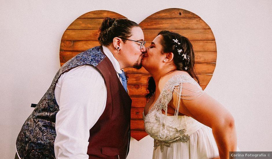 La boda de Jorge y Lorena en La Victoria De Acentejo, Santa Cruz de Tenerife