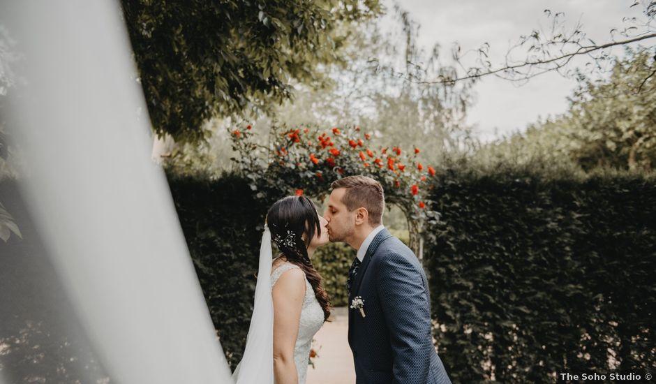 La boda de Joel y Jess en Santa Coloma De Farners, Girona