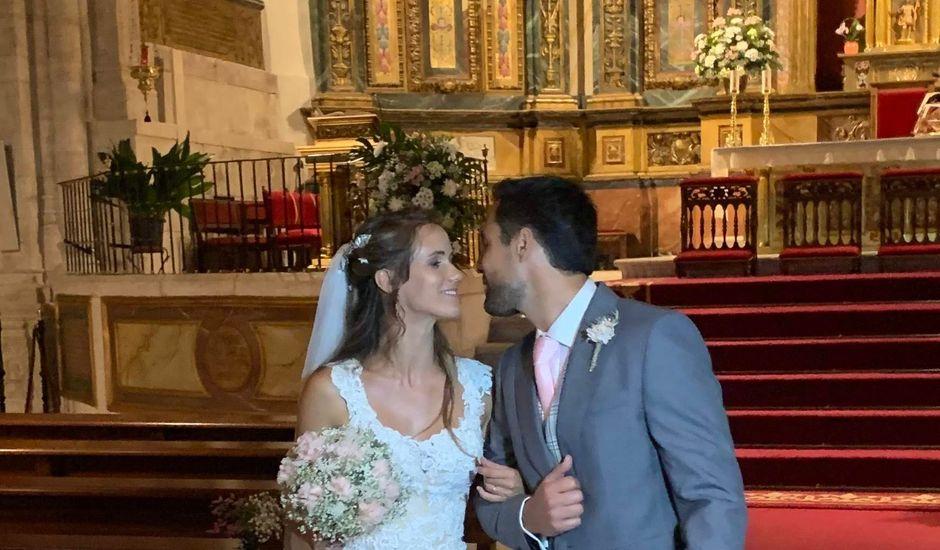 La boda de Javier y Paola en Chinchon, Madrid