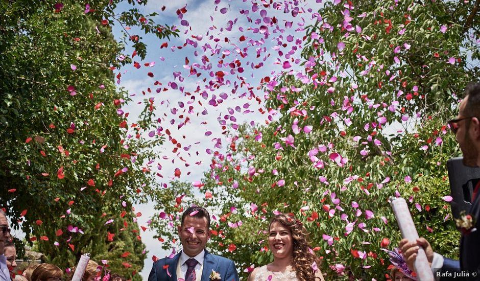 La boda de Juan y Fabiola en Montilla, Córdoba