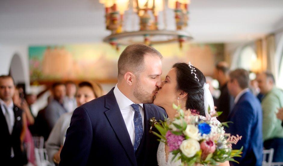 La boda de Marco y Raquel en Tejeda, Las Palmas