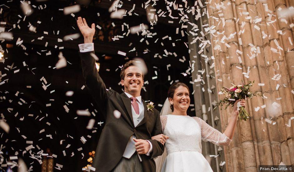La boda de Jaume y Laura en Sant Cugat Del Valles, Barcelona