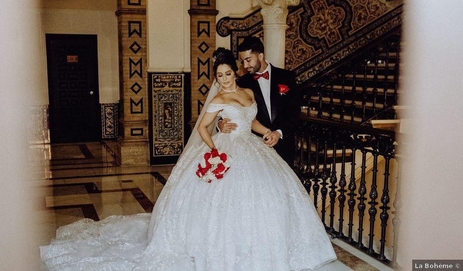 La boda de Ramin y Aida en Sevilla, Sevilla