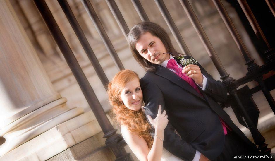 La boda de David y Miriam en Toledo, Toledo