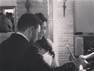 La boda de Pilar y Cristian 2