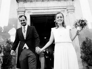 La boda de Lucía y Diego