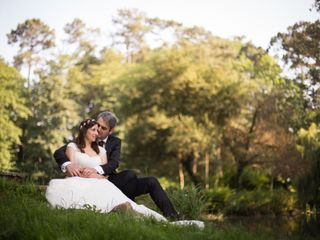 La boda de Isabel y Julián