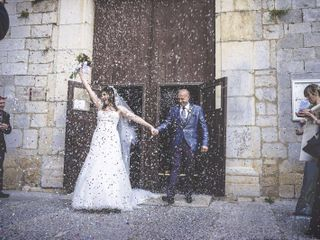 La boda de Yoli y Adrian