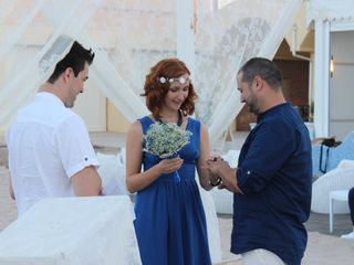 La boda de Joanna y Valeriano