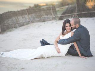 La boda de Lidia y Paco