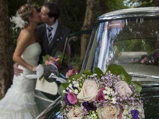 La boda de Paula y Enrique