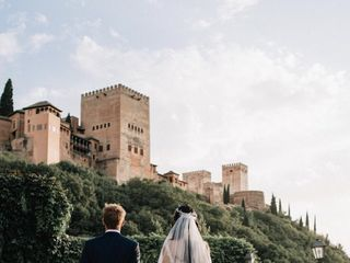 La boda de Esther y Jairo 1