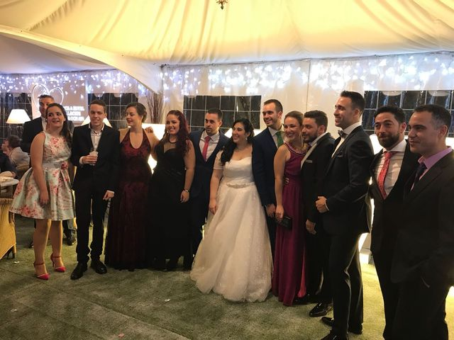 La boda de Cristian y Pilar en Valdilecha, Madrid 5