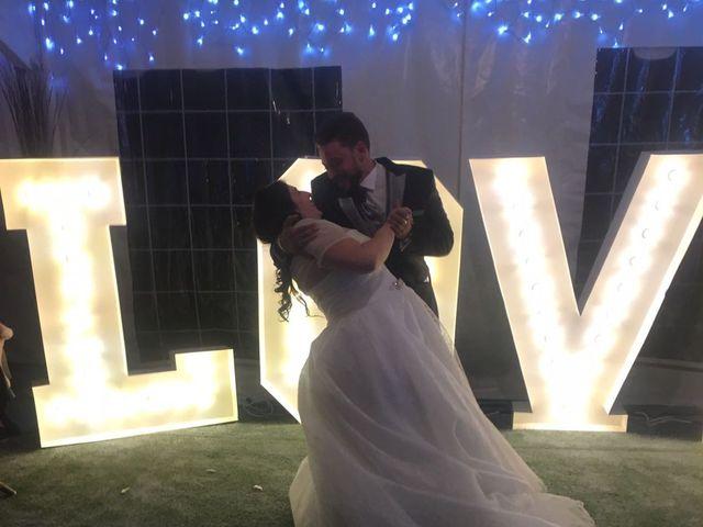 La boda de Cristian y Pilar en Valdilecha, Madrid 17