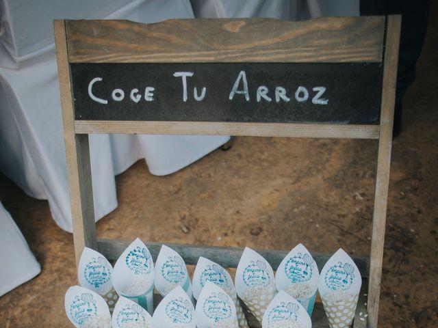 La boda de Jesús y Amparo en Benacazon, Sevilla 22