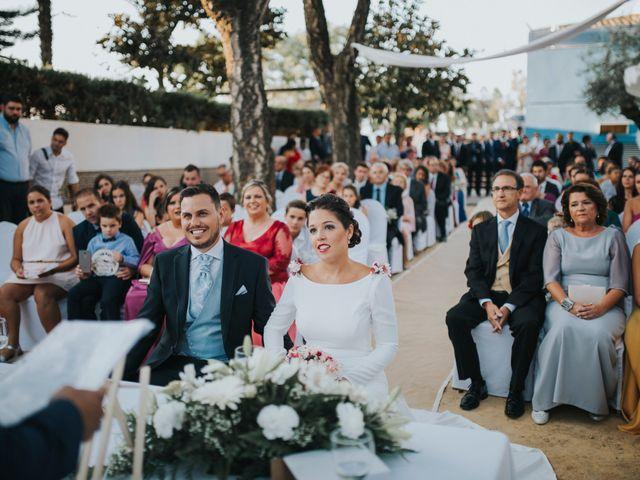 La boda de Jesús y Amparo en Benacazon, Sevilla 23