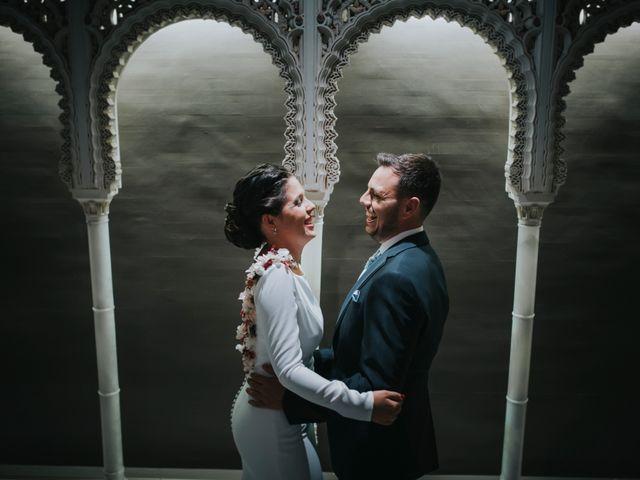 La boda de Jesús y Amparo en Benacazon, Sevilla 35