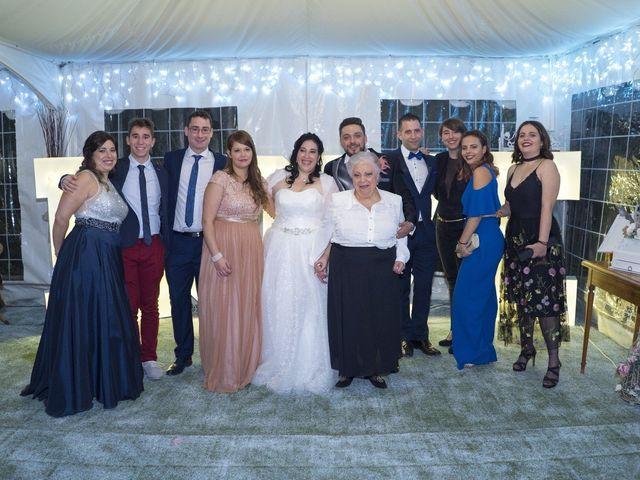 La boda de Cristian y Pilar en Valdilecha, Madrid 22