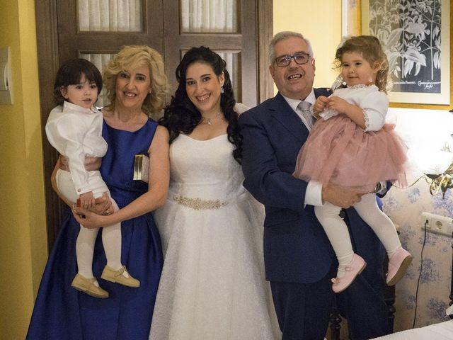La boda de Cristian y Pilar en Valdilecha, Madrid 30
