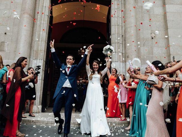 La boda de Carla y Arturo