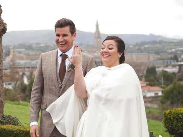 La boda de Jechu y Aida en Gijón, Asturias 21