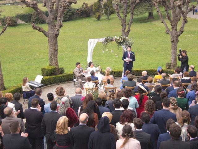 La boda de Jechu y Aida en Gijón, Asturias 23