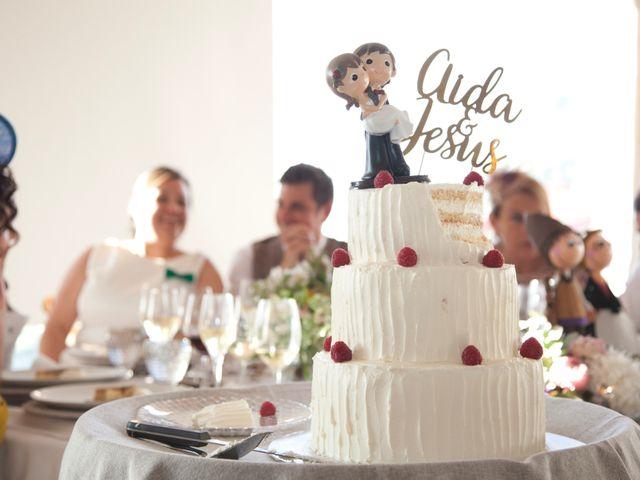 La boda de Jechu y Aida en Gijón, Asturias 44
