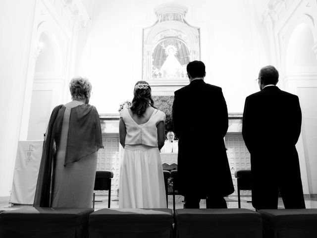 La boda de Diego y Lucía en Alcobendas, Madrid 15
