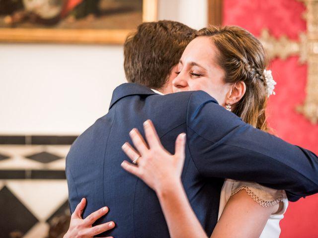 La boda de Diego y Lucía en Alcobendas, Madrid 16